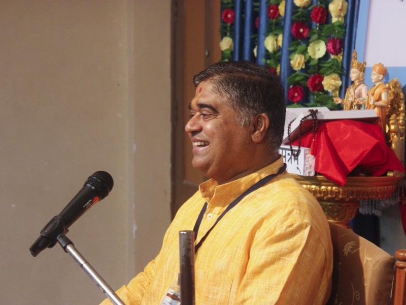 Brahmasutra Swaminarayan Bhashya Shalaka Competition, Sarangpur